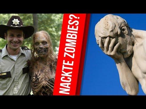 THE WALKING DEAD probiert QUOTEN zu RETTEN! NACKTER ZOMBIE macht es MÖGLICH!