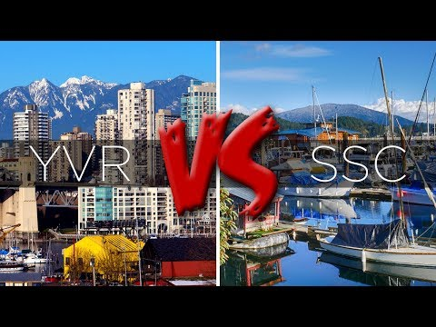 Investing in BC real estate: Vancouver VS the Sunshine Coast