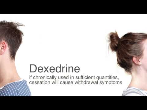 Dexedrine Withdrawal and Dexedrine Detox