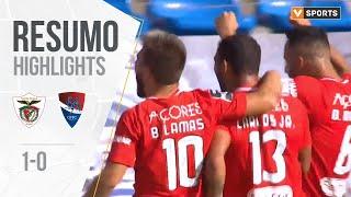 Highlights   Resumo: Santa Clara 1-0 Gil Vicente (Liga 19/20 #7)