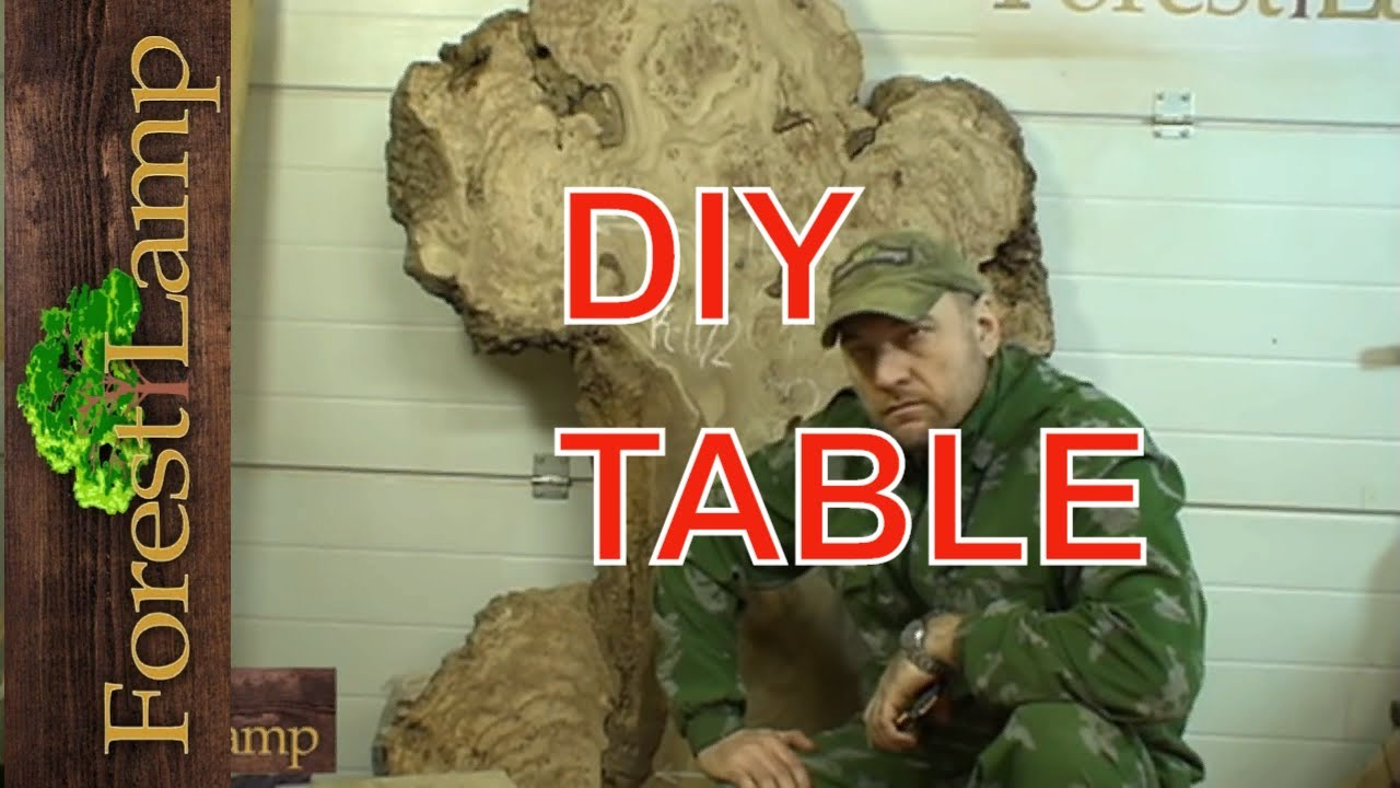 ОЧЕНЬ БРУТАЛЬНЫЙ СТОЛ Не видели такого СТОЛ ИЗ СЛЕБА СТЕКЛА И ЭПОКСИДНОЙ СМОЛЫ. Amazing table  epoxy
