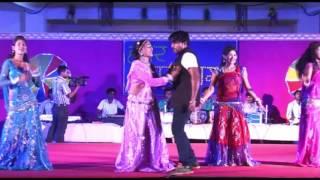 TURA NAI JANE RE NAI JANE - Seema Kaushik - Live Stage Program At Hamar Chhattisgarh