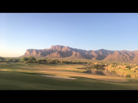 Live at Superstition Mountain Home of Mike Malaska, PGA