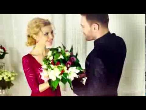 Красивое видео ко Дню Влюбленных. Доставка цветов UFL. Цветы на 14 февраля