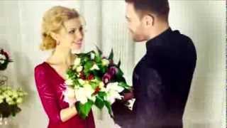 Красивое видео ко Дню Влюбленных. Доставка цветов UFL. Цветы на 14 февраля(Красивое видео ко Дню Влюбленных от сервиса доставки цветов