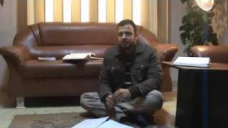 كلمة ا.مصطفى حسني للطلاب عن الامتحانات والمذاكرة