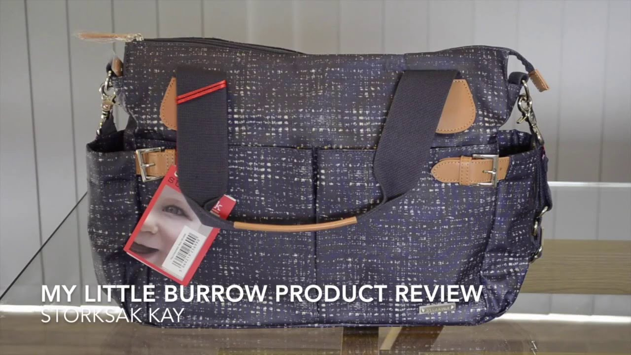 03eb92607c1e Storksak Kay Nappy Bag Review Showcase