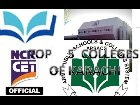 Top 5 Private Colleges Of Karachi