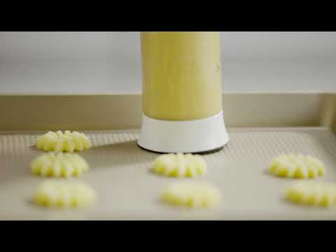 OXO's Cookie Press lets you mass-pump perfectly shaped cookie-treats