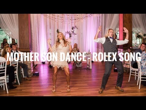 Mother Son Wedding Dance Something A Little Different Youtube
