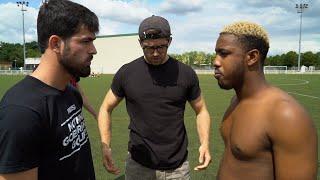 2 COMBAT (YFC 11)85kg Mon frere Ismail vs Rouan, Stephane vs Pierre
