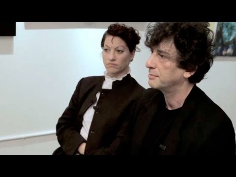 Exclusive Interview: Amanda Palmer and Neil Gaiman