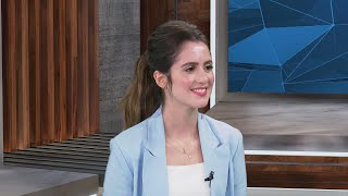'The Perfect Date:' Laura Marano On Reuniting With Noah Centineo