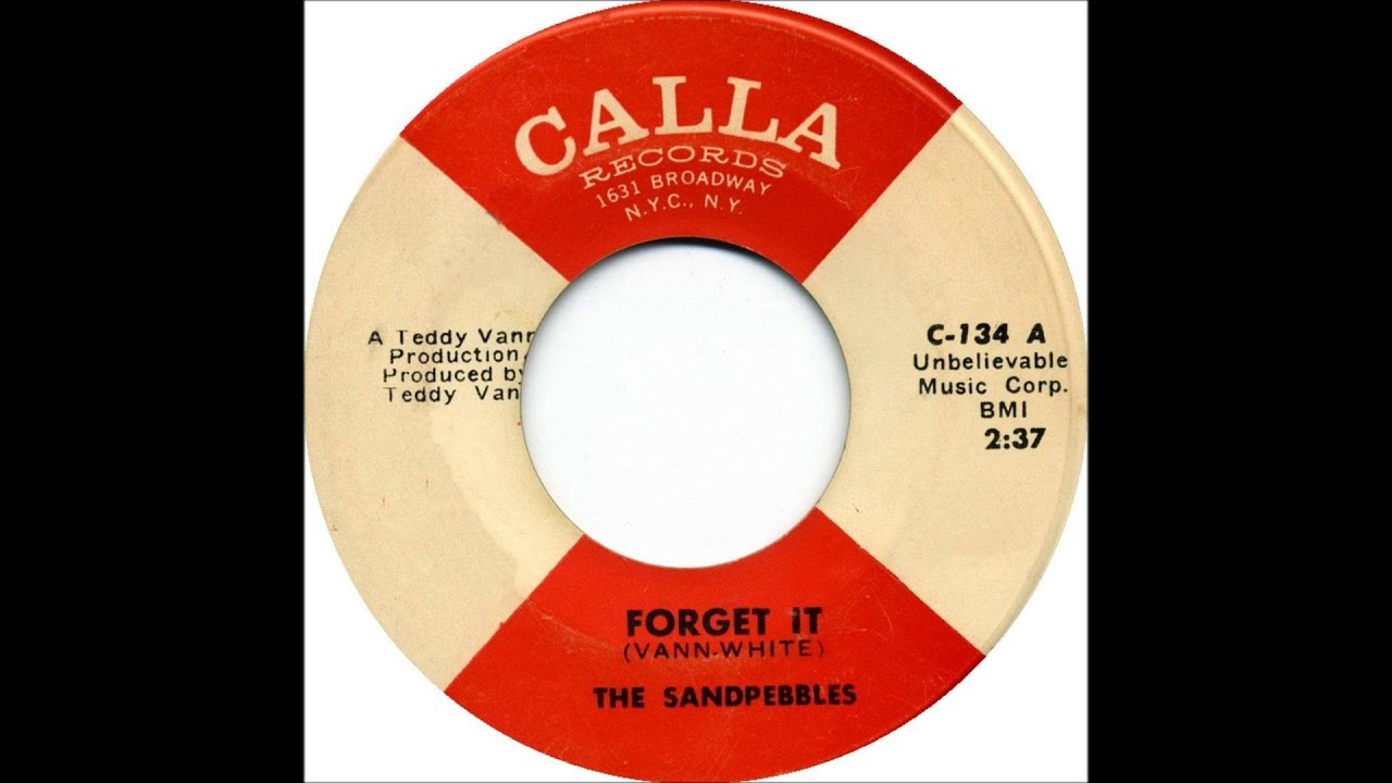 The Sandpebbles Forget It
