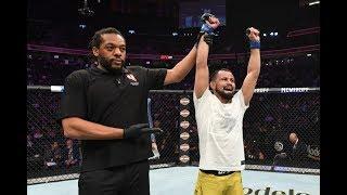 UFC 229: Entrevista no octógono com Jussier Formiga