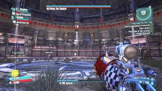 Borderlands 2 DLC: Mr Torgue's Campaign Of Carnage - Final Boss