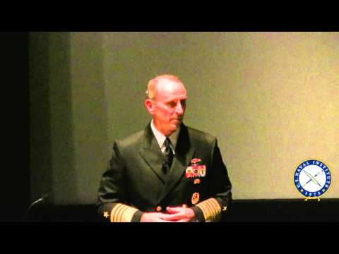 Annual Meeting 2014: ADM Jonathan Greenert, Chief of Naval Operations