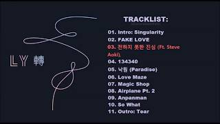 [Full Album] BTS (방탄소년단) - LOVE YOURSELF 轉 `Tear`