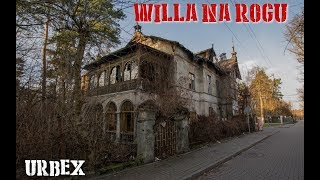 Zapomniana WILLA ZE SKLEPEM | ExploRide  (UrbeX)