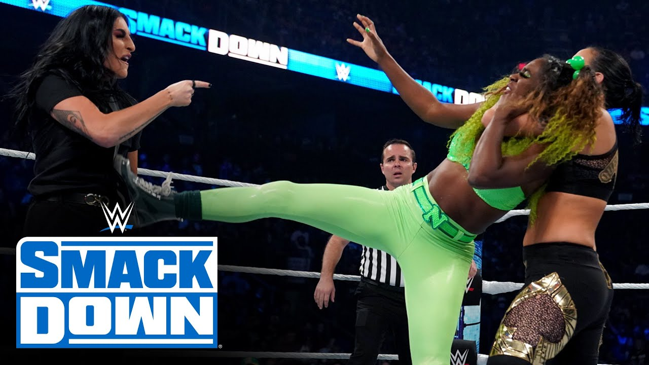 Sonya Deville Had A Vicious Surprise For Naomi