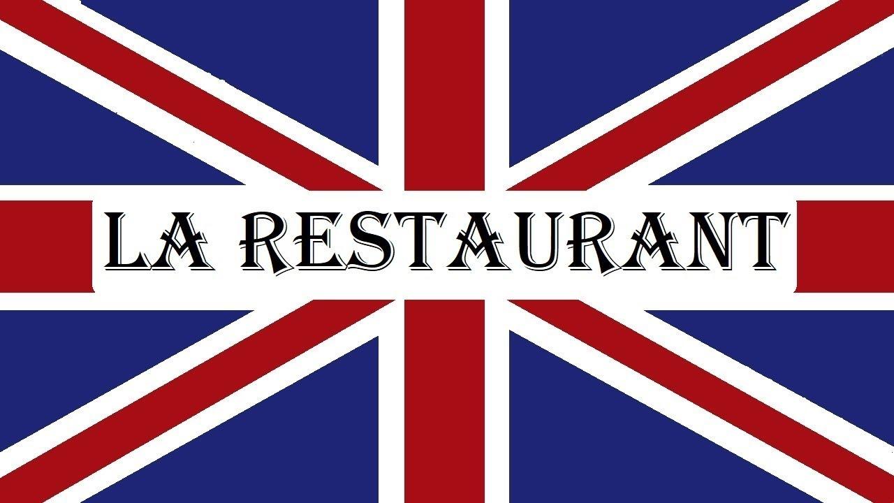 Invata engleza   VOCABULAR   La restaurant