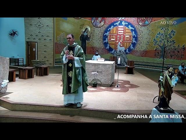 Santa Missa 16º Domingo do Tempo Comum- 17/07/2021