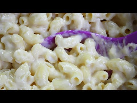Quick & Easy Mac & Cheese - 4 Ingredients! 20 Minutes!