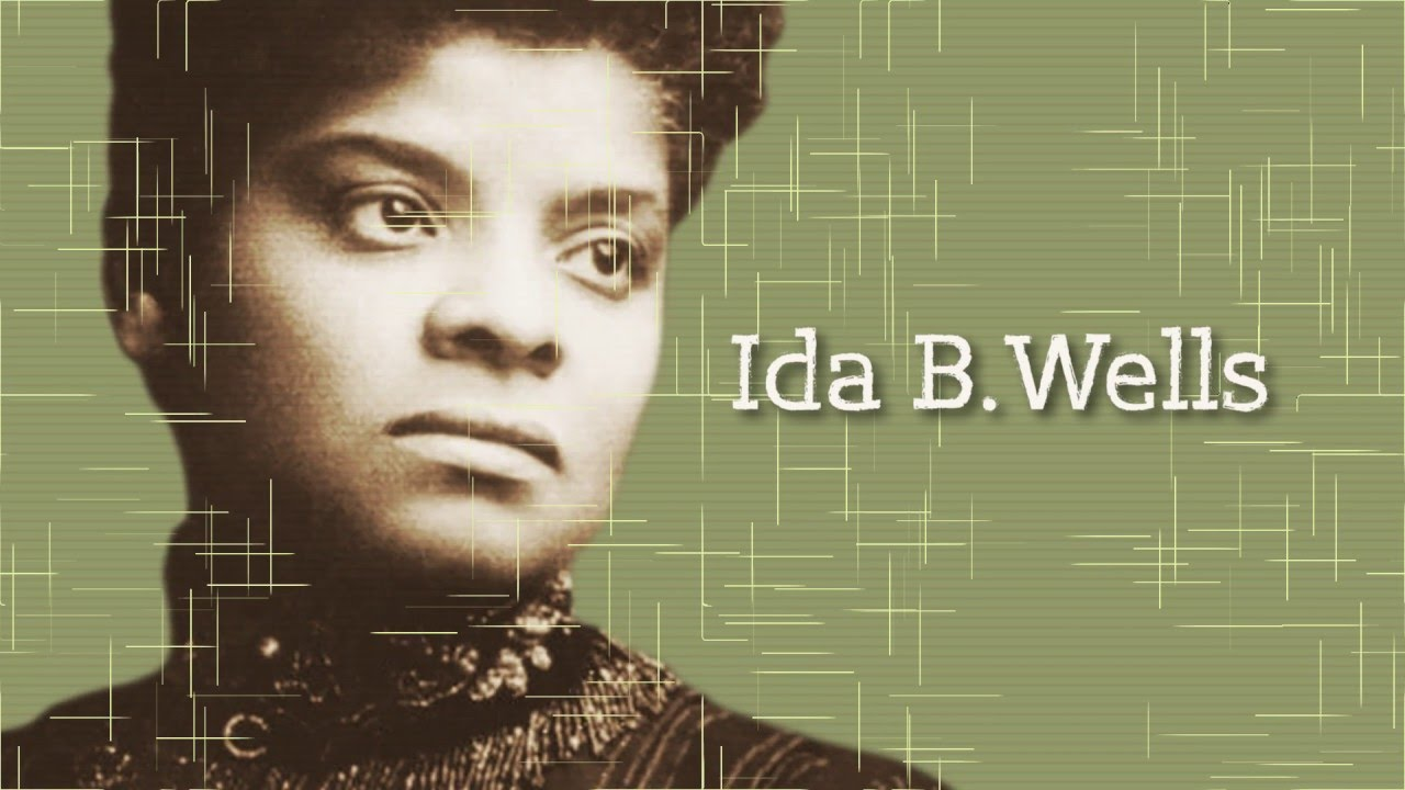 "ida b wells The ida b wells-barnett museum is located at the spires bolling house on north randolph street and salem avenue in holly springs, mississippi art gallery ""a place for all people"" is a commemorative poster exhibition celebrating the opening of the smithsonian's newest museum."