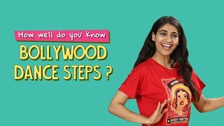 How Well Do You Know Bollywood Steps? | Ok Tested