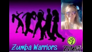 ZUMBA WARRIORS |Dancing Makes Me Feel Happy Healthy STRONG And Sexy| 4th Premiere