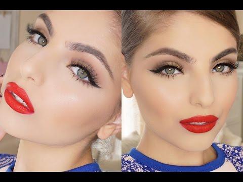 Makeup glam