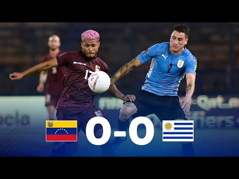 Venezuela Uruguay Goals And Highlights