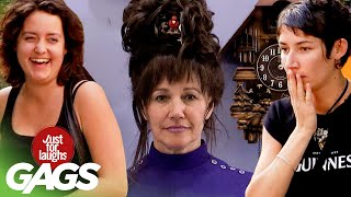 Best of Hair Pranks | Just For Laughs Compilation