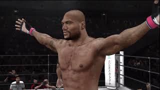 UFC Undisputed 3 Gameplay (Pride FC) Rampage Jackson vs Kevin Randleman