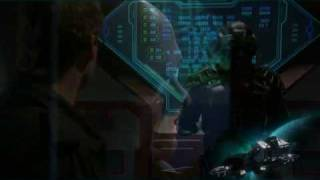 STARGATE ATLANTIS  5x11 The Lost Tribe - First Contact part2