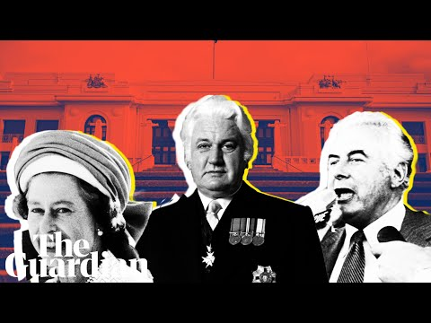 Palace letters reveal what Queen knew about Australian PM Gough Whitlam's dismissal