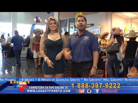 Legacy Ford Houston Car Dealership Segment