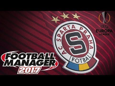 Football Manager 2017   AC Sparta Praha   Postup do Evropské Ligy!
