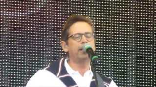 Nick Heyward - Blue Hat For A Blue Day - Rewind Festival - South - 2014