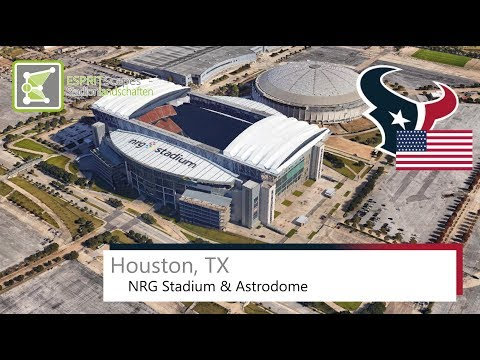 NRG Stadium & Astrodome | Houston Texans | 2016