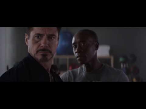 Тони Карк и Стен Ли - (Железный человек)