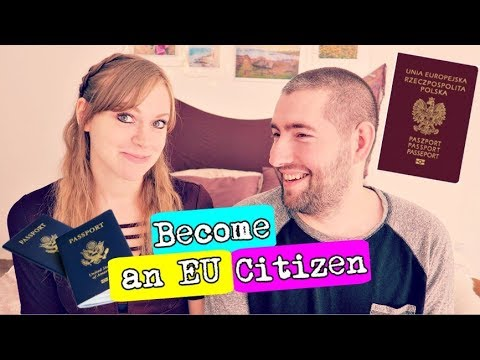 🤔 How an American Can Become a European Citizen 🌍 | Story Time