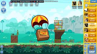 AngryBirdsFriendsPeep13-07-2018 level 6