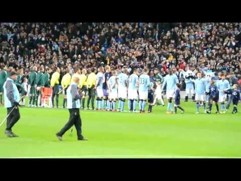 UEFA Champions League Anthem - Manchester City vs Real Madrid