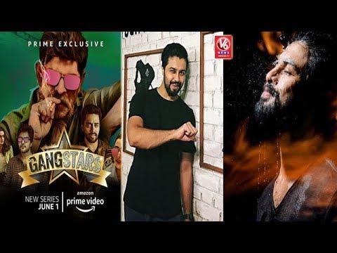 GangStars Web Series | Chiranjeevi's Son-in-law Kalyan Dev Movie Titled As Vijetha | V6 Film News