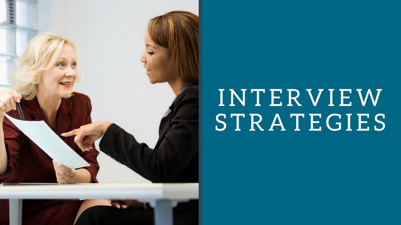 quick start interview strategies quick start interview strategies