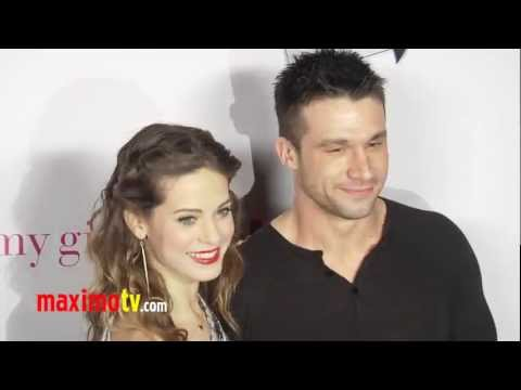 Lyndsy Fonseca and Dillon Casey NYLON Magazine Annual May Young Hollywood Issue Party