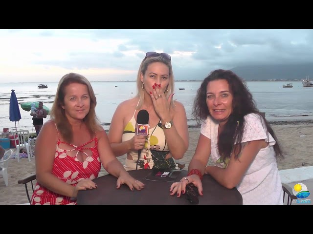 Conectados com Tânia Mara: Festival Gastronômico de frutos do mar em Rio das Ostras