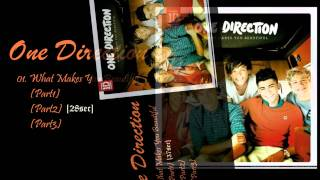 [Ringtone Cuts] One Direction - Gotta Be You & What Makes You Beautiful