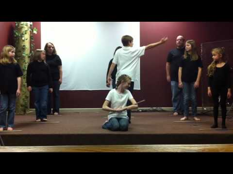 New Vision of Hope Outreach Christmas Skit